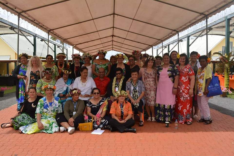 19th South Pacific Nurses Forum, Rarotonga, Cook Islands 2018